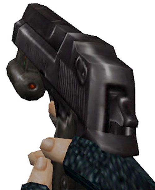 Half-Life video game desert eagle
