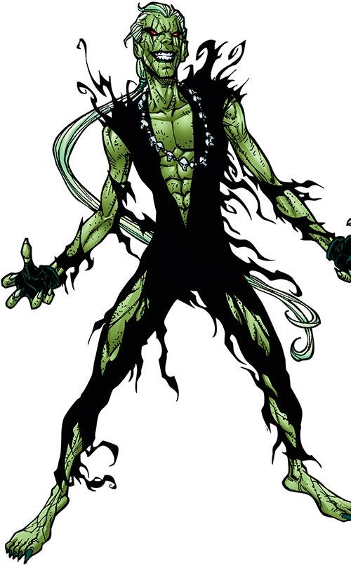 Halloween Jack (X-Men 2099 enemy) (Marvel Comics)
