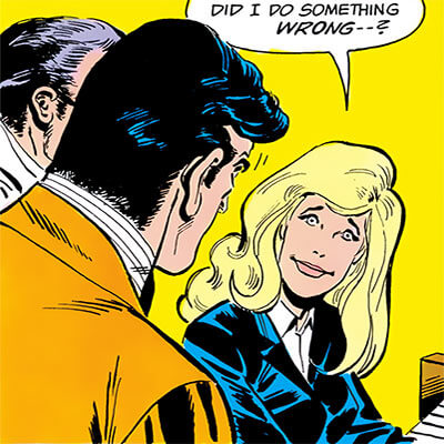 Halo (DC Comics) (Gabrielle Doe) (Outsiders) piano vest