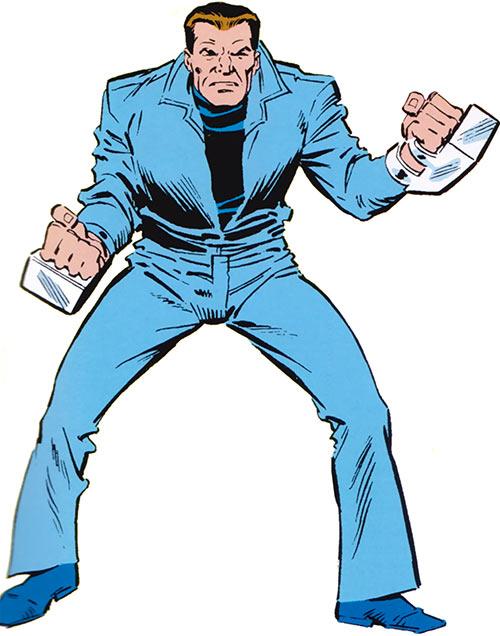 Hammer Harrison (Marvel Comics)
