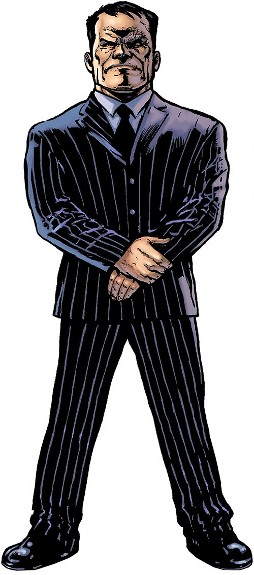 Hammerhead (Marvel Comics) (Spider-Man enemy) by Phil Jimenez
