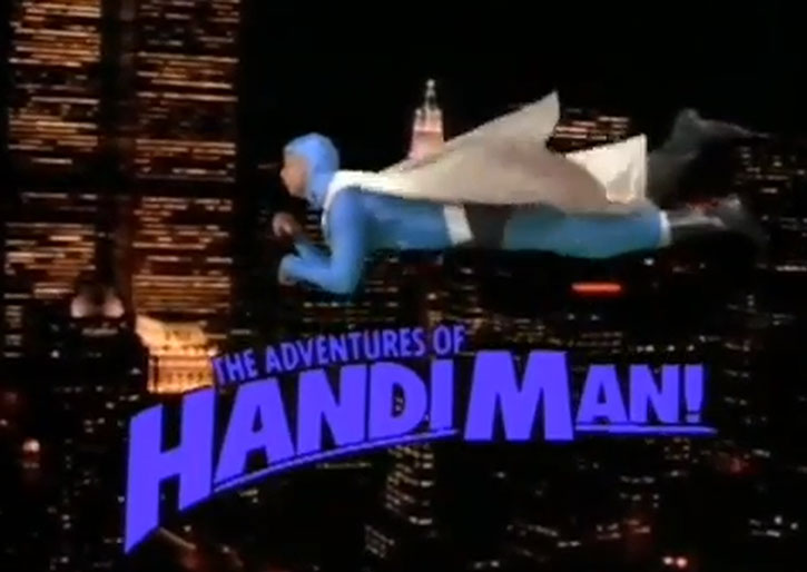 Handi-Man opening credits
