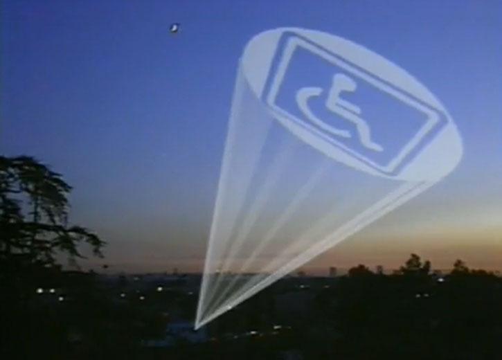 Handi-Man's Handi-signal