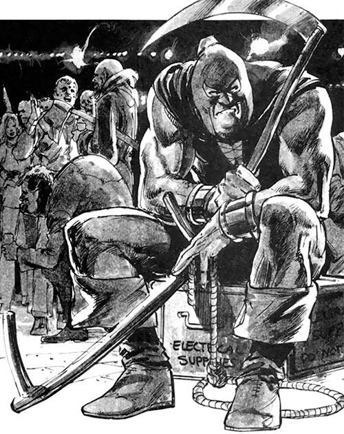 Hangman (Marvel Comics) (Harlan Krueger) Bizarre Adventures