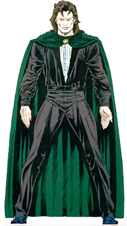 Hannibal King (Marvel Comics) from the Master Edition handbook