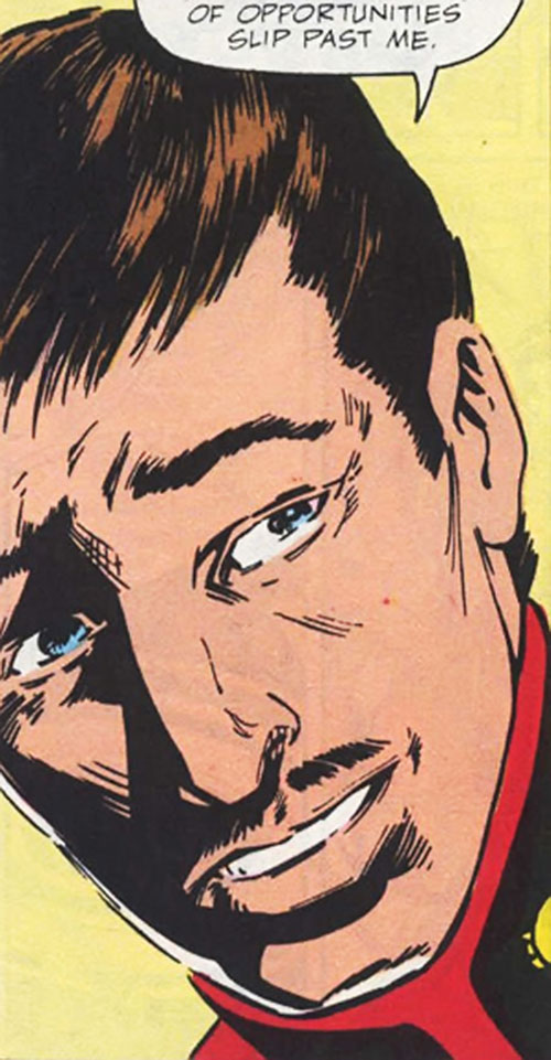 Hardcase (Strikeforce Morituri) face closeup