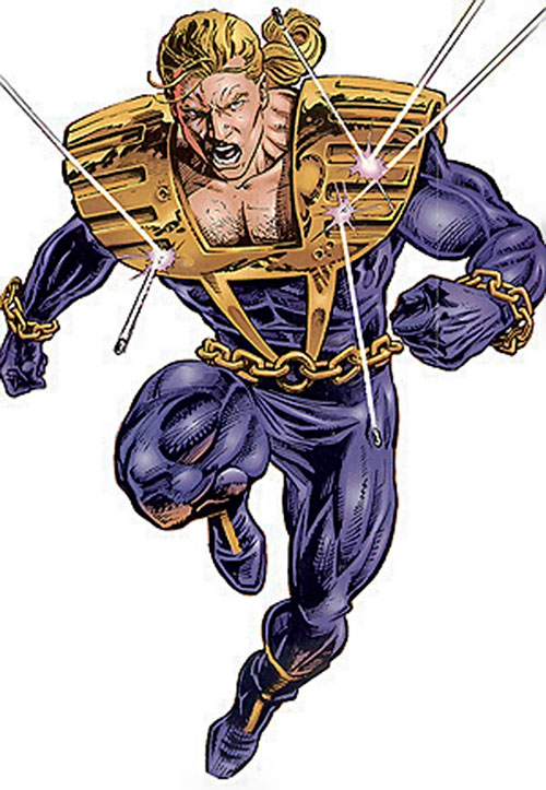 Hardcase (Malibu's ultraverse comics)