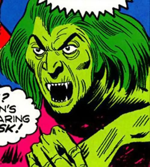 Harpy (Champions enemies) (Marvel Comics)