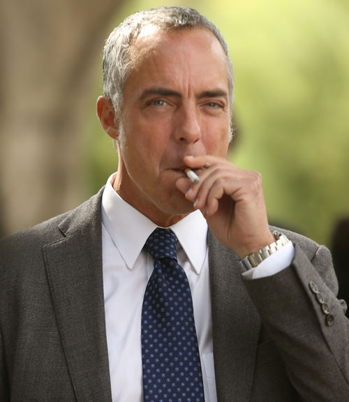 Titus Welliver as Detective Harry Bosch