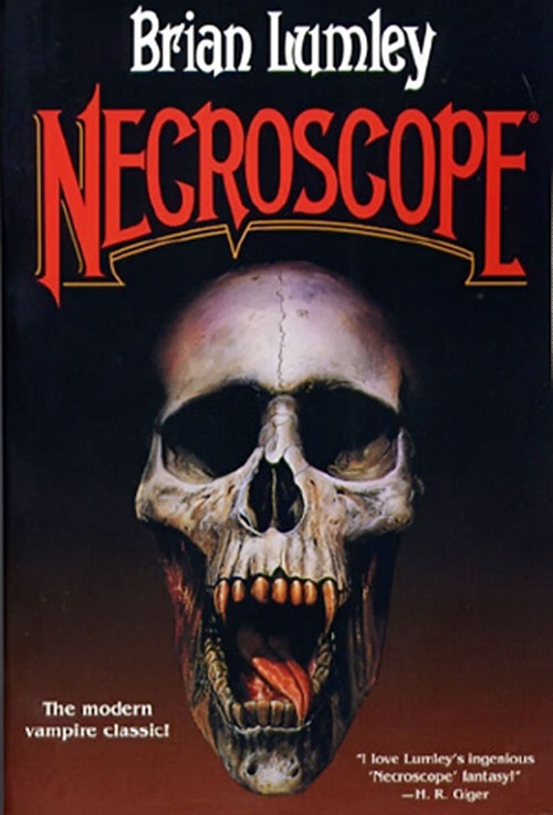 Necroscope book cover
