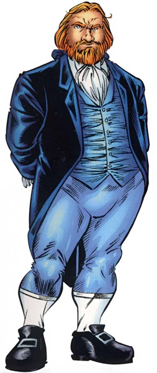 Harry Leland (Marvel Comics) (X-Men enemy)