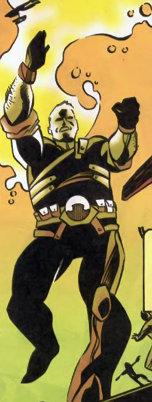 Hartly (Argus enemy) (DC Comics)