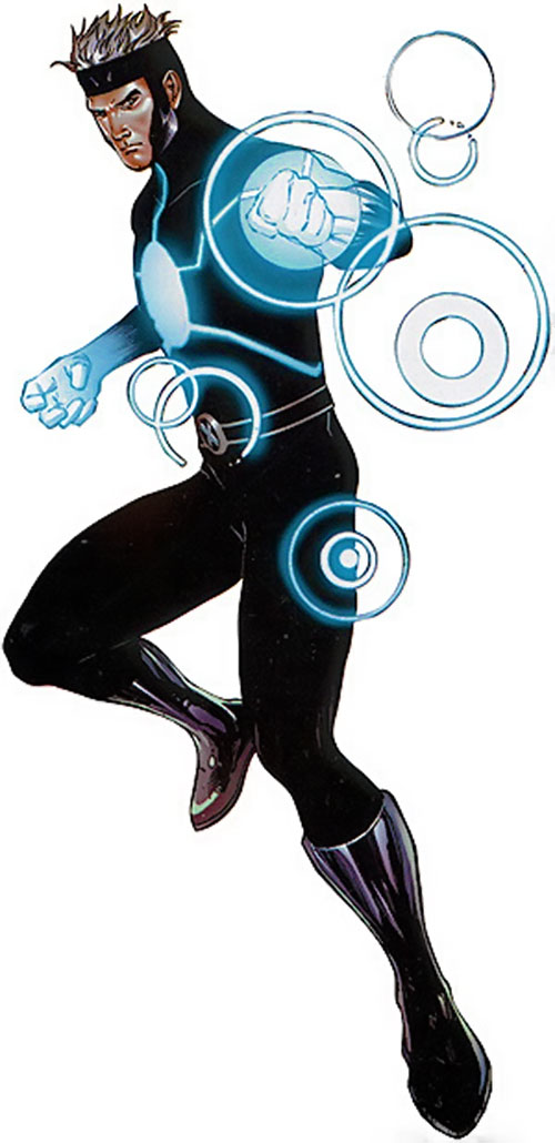 Havok of the X-Men and X-Factor (Marvel Comics) during the 2010s