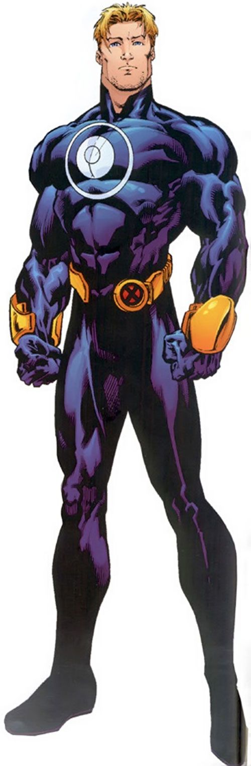 Havok of the X-Men and X-Factor (Marvel Comics) during the Mutant X era