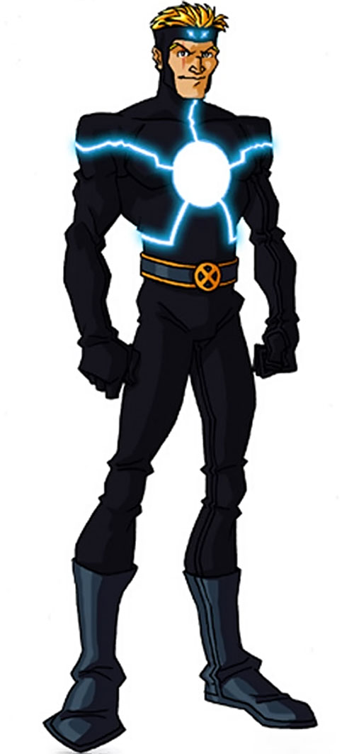 Havok of the X-Men and X-Factor (Marvel Comics) by RonnieThunderbolts 2/2