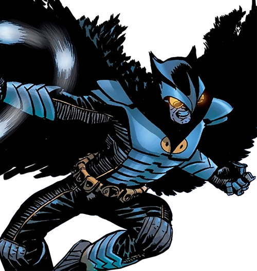 Hawk Owl (Ultimate Marvel Comics)