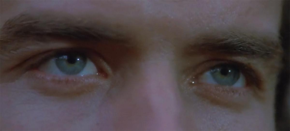Hawk the Slayer - 1980s Fantasy movie - Stare