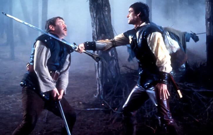Hawk the Slayer - 1980s Fantasy movie - Duel