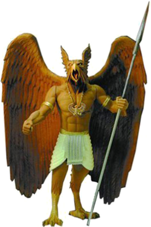 Hawkman (Kingdom Come) action figure