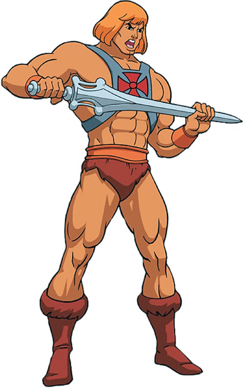 He-Man (Masters of the Universe cartoon)