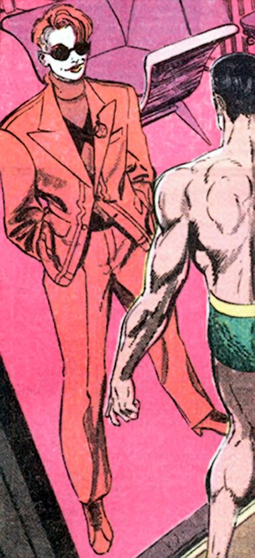 Headhunter (Marvel Comics) vs. Namor