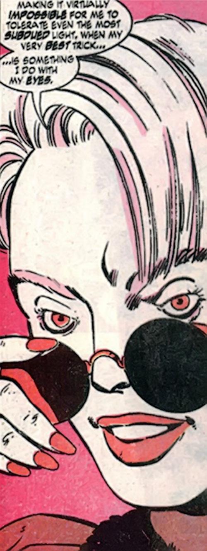 Headhunter (Namor enemy) (Marvel Comics) face closeup