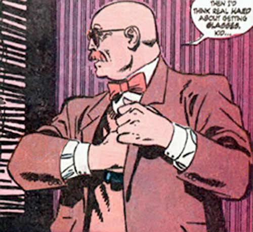 Mister Bonds (Headhunter henchman) (Marvel Comics)