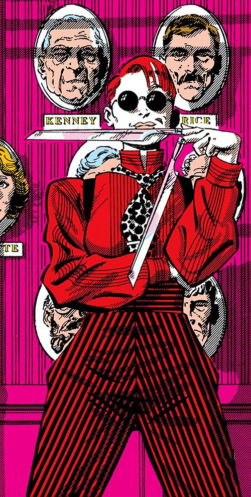 Headhunter (Namor enemy) (Marvel Comics)