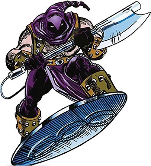 Headsman of the Thunderbolts (Marvel Comics)