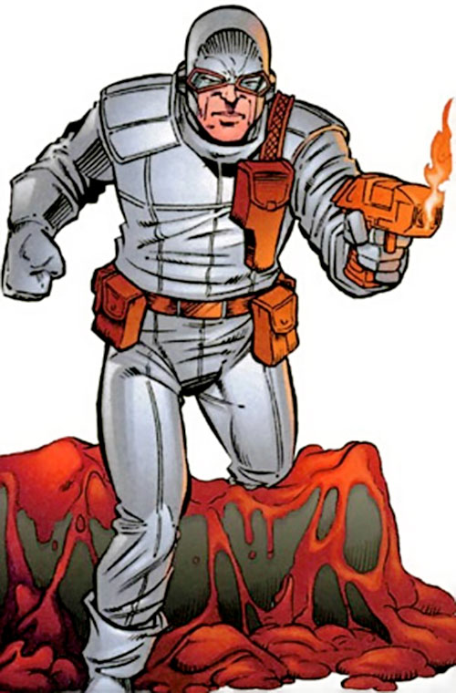 Heat Wave (Flash enemy) (DC Comics)