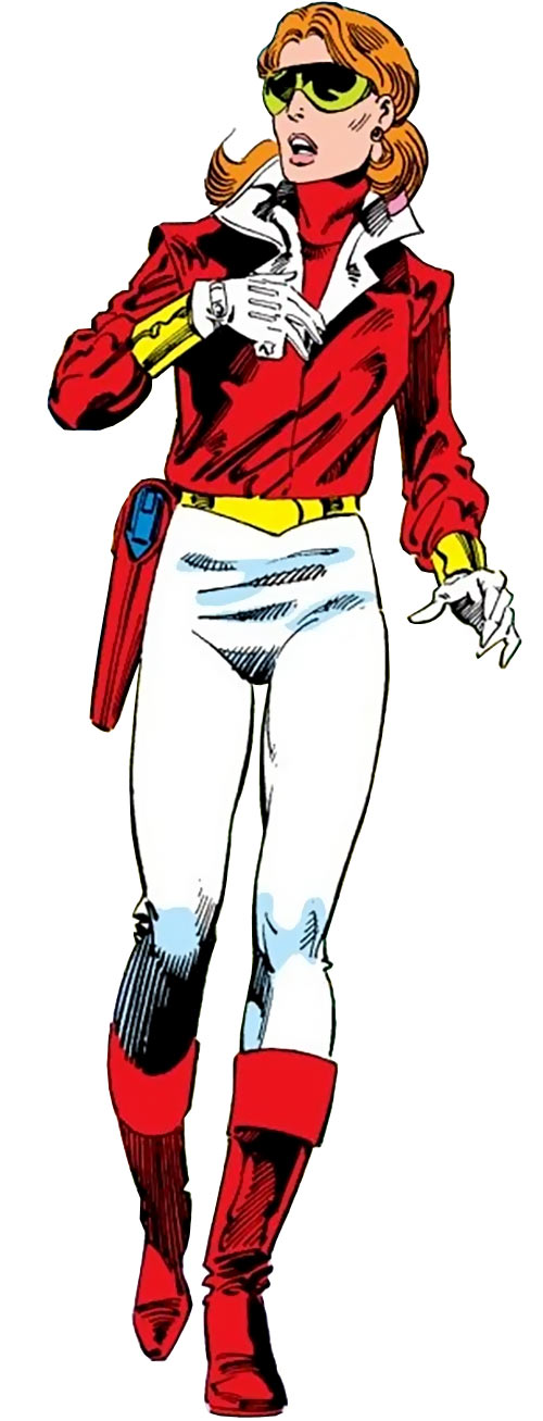 Heather Hudson (Alpha Flight) (Marvel Comics)