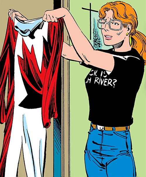 Heather Hudson - Marvel - Byrne-era Alpha Flight - Character profile -  Writeups.org