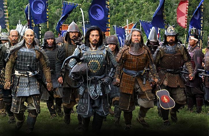 Heavy low-tech armour in RPGs guide - Last Samurai