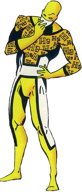 The Heckler (DC Comics)