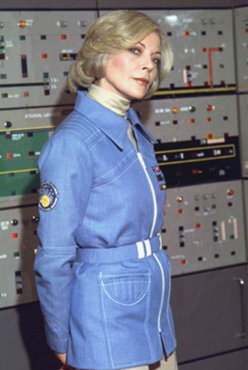 Dr. Helena Russell (Barbara Bain) (Space 1999)