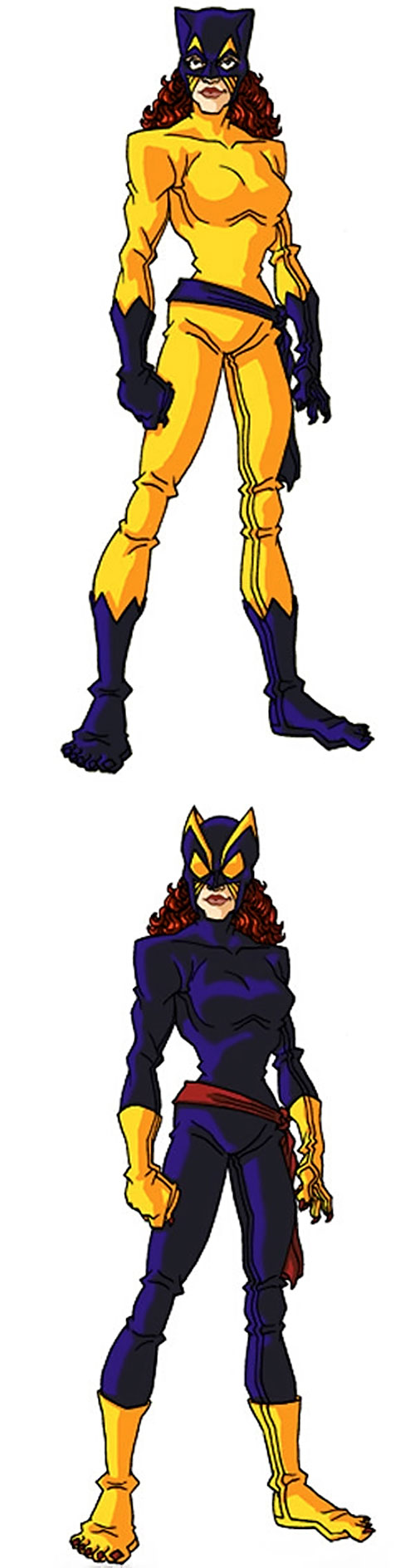 Hellcat (Patsy Walker) (Marvel Comics) by RonnieThunderbolts