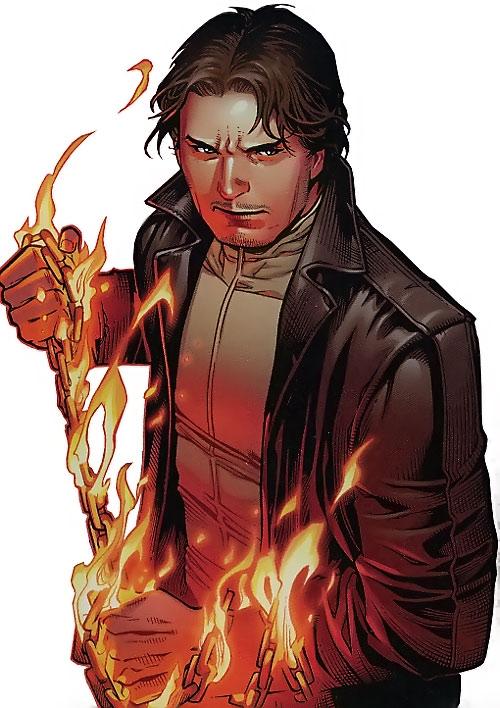 Hellfire of the Secret Warriors (Marvel Comics)