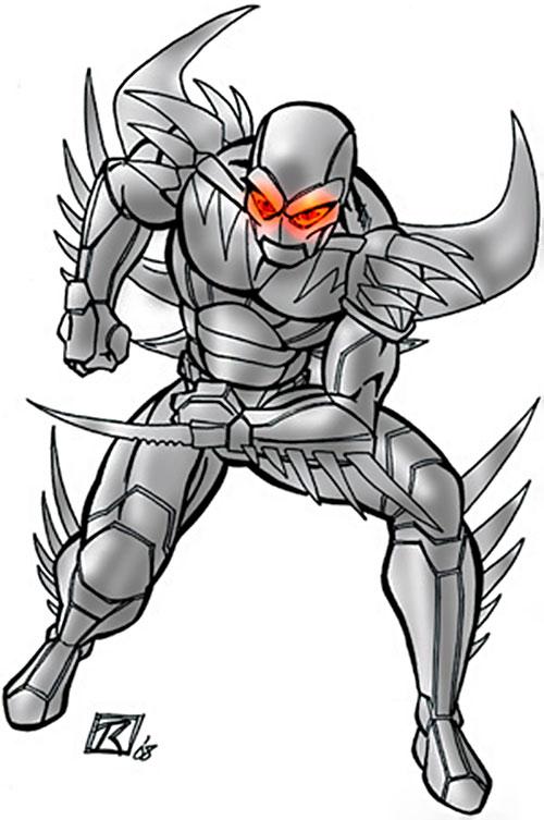 Helter Skelter (DC Heroes RPG) by Pufnstuff