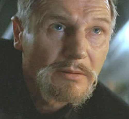 "Liam Neeson as ""Henri"" Ducard in Batman Begins 1/2"