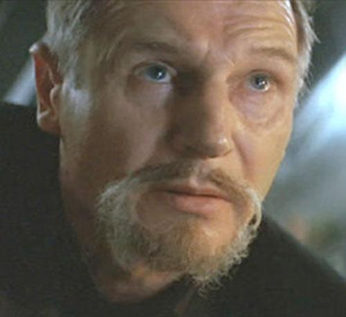 "Liam Neeson as ""Henri"" Ducard in Batman Begins 1/2"