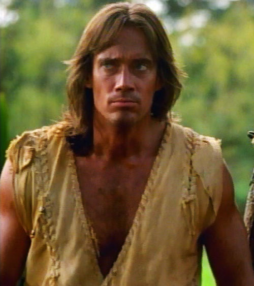Hercules (Kevin Sorbo in Legendary Journeys) dubious