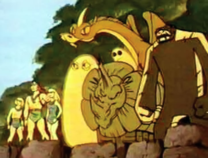 The Herculoids group shot