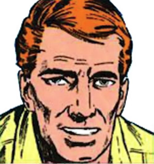 High Evolutionary (Marvel Comics) face closeup