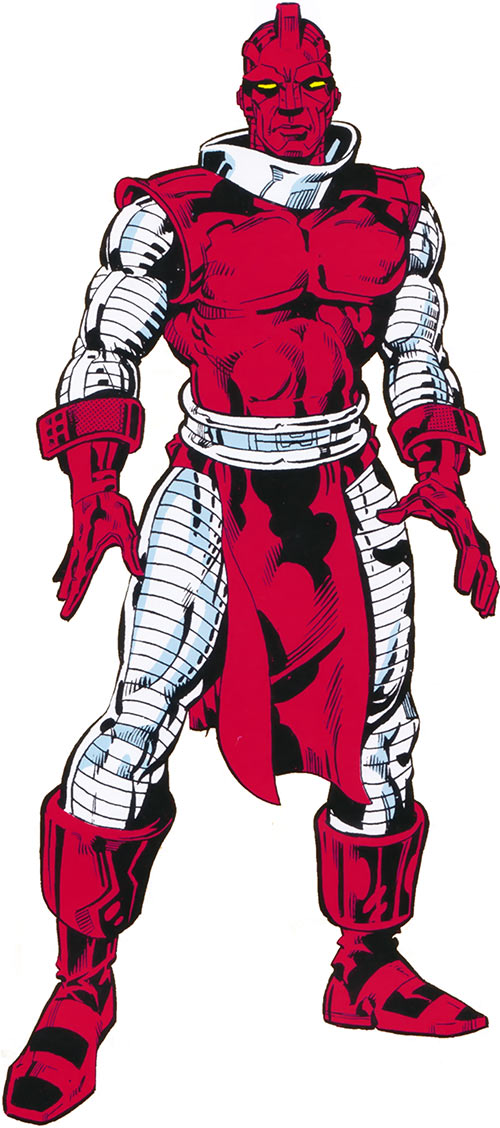 High Evolutionary (Marvel Comics)