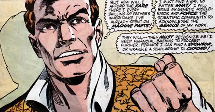 The High Evolutionary (Herbert Wyndham) before his transformation