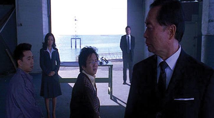 Hiro Nakamura (Masi Oka) and relatives