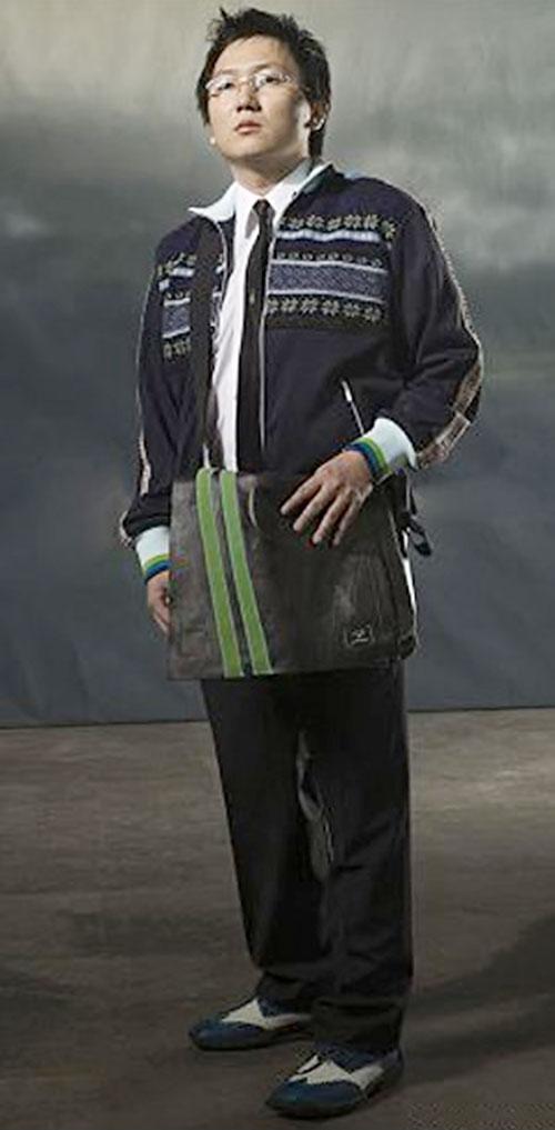 Hiro Nakamura (Masi Oka in Heroes)