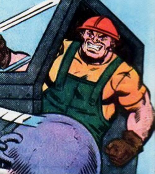 Home-Wrecker (Hostess Comics)