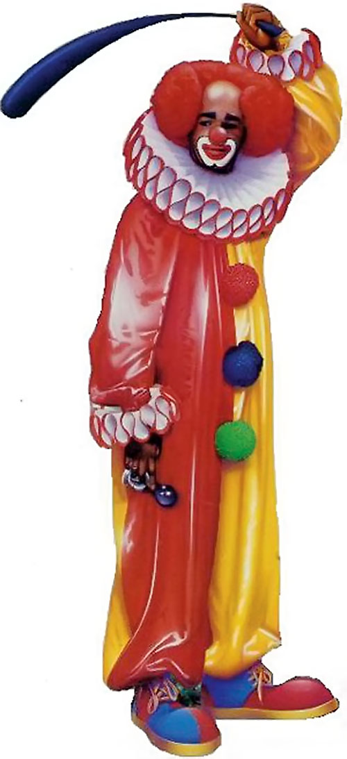 Homey D. Clown (Damon Wayans in In Living Colors)
