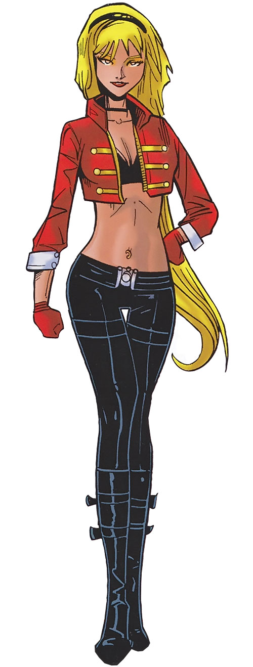 Honey Lemon of Big Hero 6 (Marvel Comics)